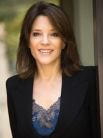Marianne Williamson at Marble Collegiate Church Every Tuesday at 7:30pm