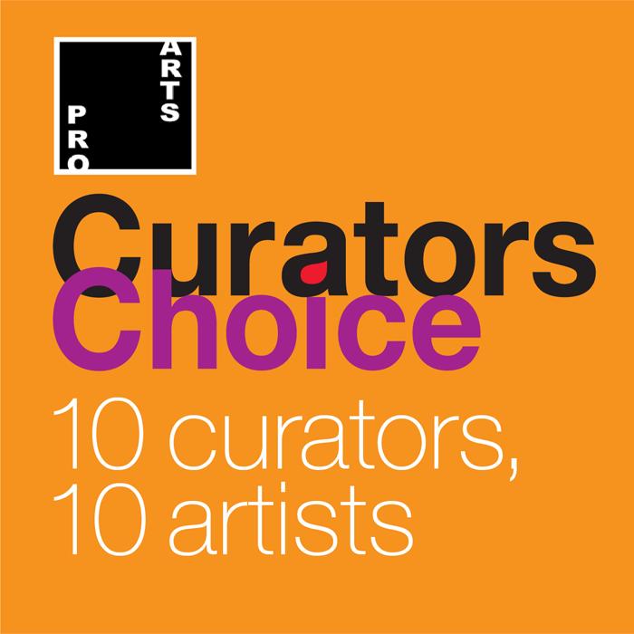 Curators Choice 2019, an art exhibit of top pick portfolios