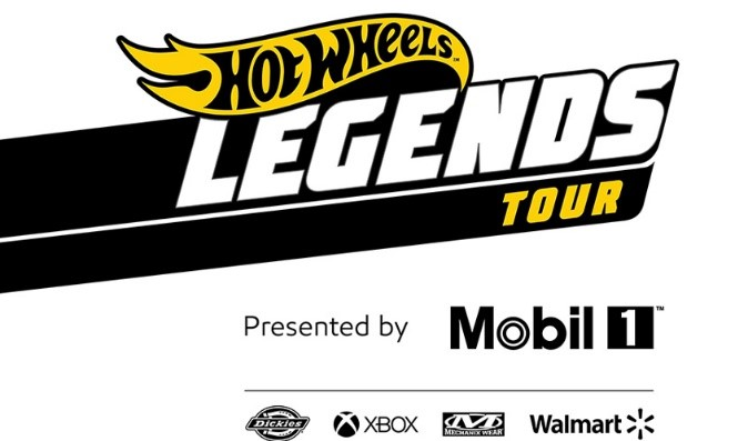 Hot Wheels Legend Tour Celebration at Secaucus Walmart; Featuring 2018 Winner Luis Rodriguez