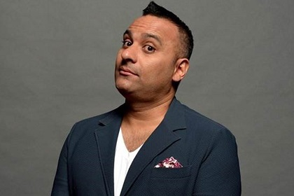 Russell Peters Headlines Levity Live
