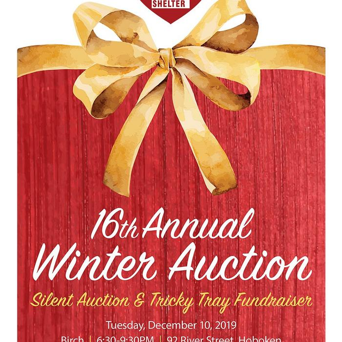 The Hoboken Shelter\\\\\\\'s 16th Annual Winter Auction
