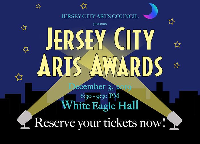 Jersey City Arts Awards