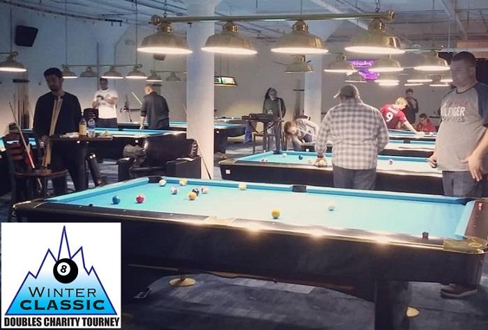Winter Classic Charity Pool & Billiards Tournament