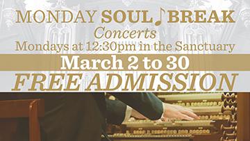 Monday Soul Break Concerts