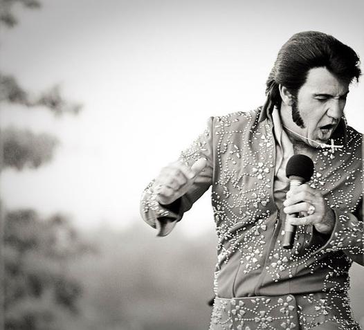 Jesse Garron\\\\\\\'s Tribute to Elvis