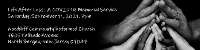 Life After Loss: A COVID-19 Memorial Service