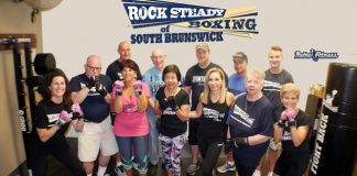 PHOTOS COURTESY OF ROCK STEADY BOXING OF SOUTH BRUNSWICK