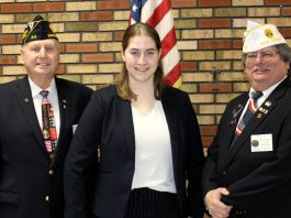PHOTO COURTESY OF MIDDLESEX COUNTY AMERICAN LEGION