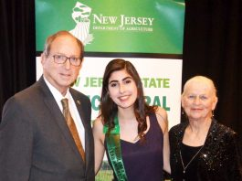 PHOTOS COURTESY OF THE NEW JERSEY DEPARTMENT OF AGRICULTURE