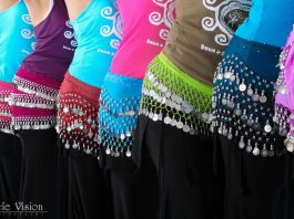 Belly Dance Classes in Princeton Every Thursday