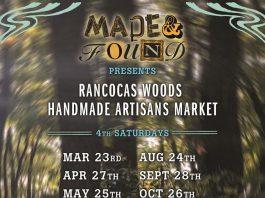 Rancocas Woods Handmade Artisans Market (presented by Made & Found)