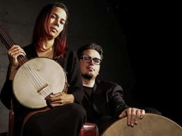 Rhiannon Giddens with Francesco Turrisi