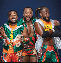 WWE Superstars The New Day