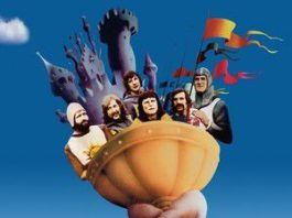 Monty Python and The Holy Grail Quote-A-Long