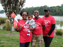 Walk for a Cure This September