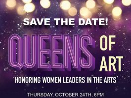 QUEENS of ART Gala: Monmouth Arts