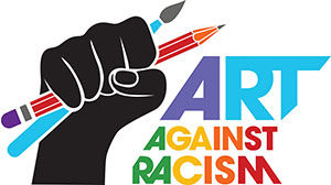 """""""Art Against Racism"""" : The Juried Art Exhibition & Literary Poetry Performance"""