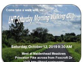 LHT Saturday Morning Walking Club