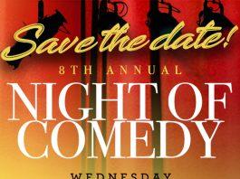 New Brunswick Tomorrow presents: 8th Annual 'Night of Comedy'