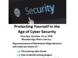 Protecting Yourself in the Age of Cybersecurity