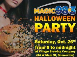 Magic 98.3 Halloween Party
