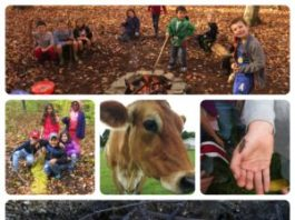 Fall Camp Days at Fernbrook Farms Environmental Education Center