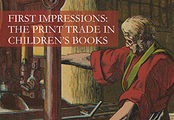 """""""Books for Children: Transnational Encounters, 1750-1850. Part II,"""" a Princeton University Library symposium"""