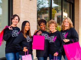 Breast Cancer Awareness Month at the Mills at Jersey Gardens