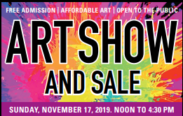 AHYC Art Show and Sale