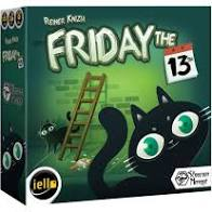Games @ the Woodbridge Library: Spooky Games