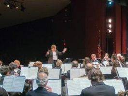 12th Annual Salute to Veteran's Symphonic Band Concert