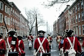 Battles of Trenton Reenactment