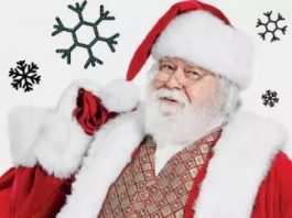 Friends & Family Weekend at The Mills at Jersey Gardens Santa Photo Experience