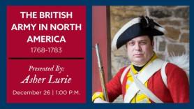 The British Army in North America: 1768-1783