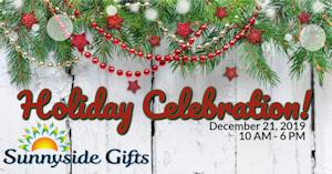 Sunnyside Gifts' Holiday Celebration
