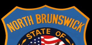 PHOTO COURTESY OF THE NORTH BRUNSWICK POLICE DEPARTMENT