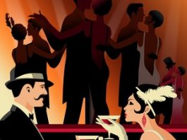 Ring in the 20's! A Vintage New Year's Eve featuring Parlour Noir plus Brick Farm Tavern Supper Club
