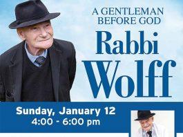 Documentary: A Gentleman Before God, Rabbi Wolff