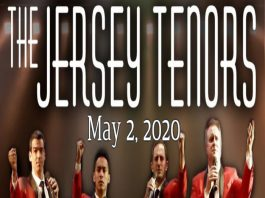 The Jersey Tenors at The Brook Arts Center