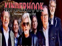 KINDERHOOK - Americana Country Rock