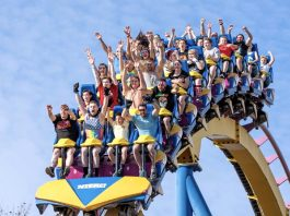 PHOTO COURTESY OF SIX FLAGS GREAT ADVENTURE