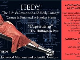 Hedy! The Life and Inventions of Hedy Lamarr