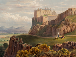 In Pursuit of the Picturesque, exhibition tour with curator