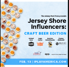 Jersey Shore Influencers: Craft Beer Edition