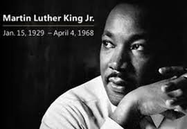 Martin Luther King Services at Temple Shalom