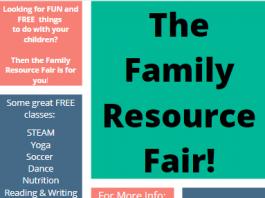 Family Resource Fair