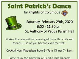 St Patrick\'s Dance