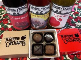 Wine & Chocolate Weekend at Terhune Orchards