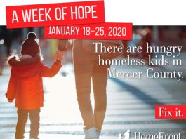 HomeFront Week of Hope Monday Events