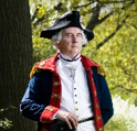 """The Abraham Staats House Presents \""""An Evening with the Baron\"""""""